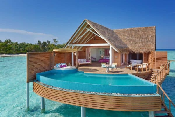 Milaidhoo Maldives Water Pool Villa 1