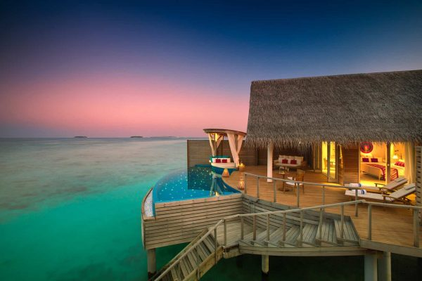 Milaidhoo Maldives Water Pool Villa 4